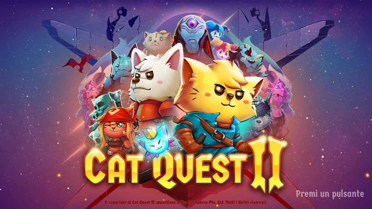 Cat Quest II released on PS4, Xbox One and Switch on October 24