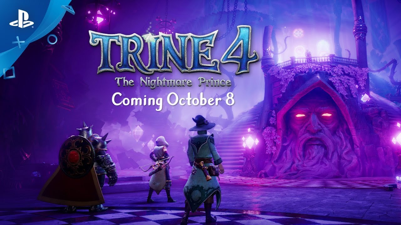 Trine 4 - The Nightmare Prince phát hành trailer 101