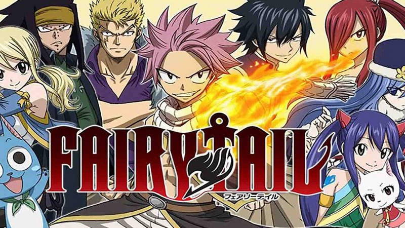 Information storylines, characters and request in Fairy Tail RPG for PS4, Switch, PC