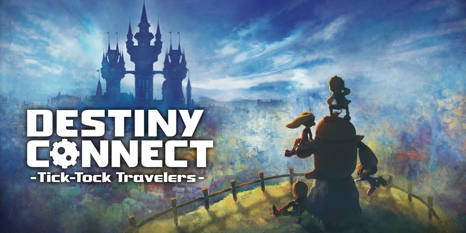 Destiny Connect: Tick-Tock Travelers phát hành trailer cho PS4, Switch