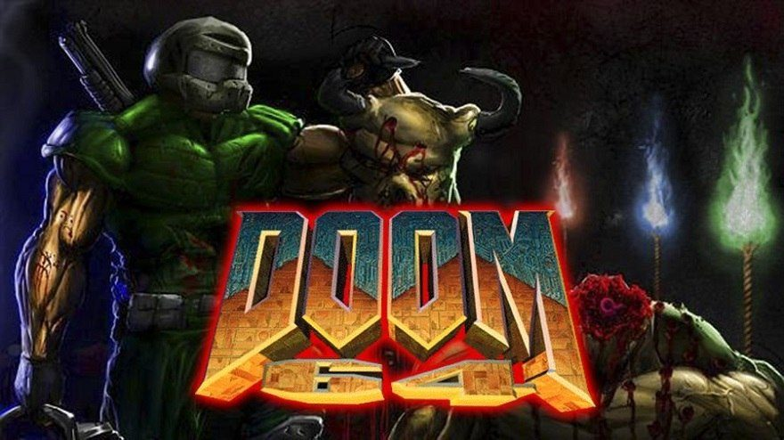 Trailer thông báo game DOOM 64 cho PS4, Switch, PC, Xbox One