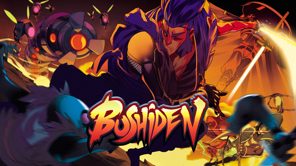 Trailer gameplay Bushiden cho Switch, PS4, PC