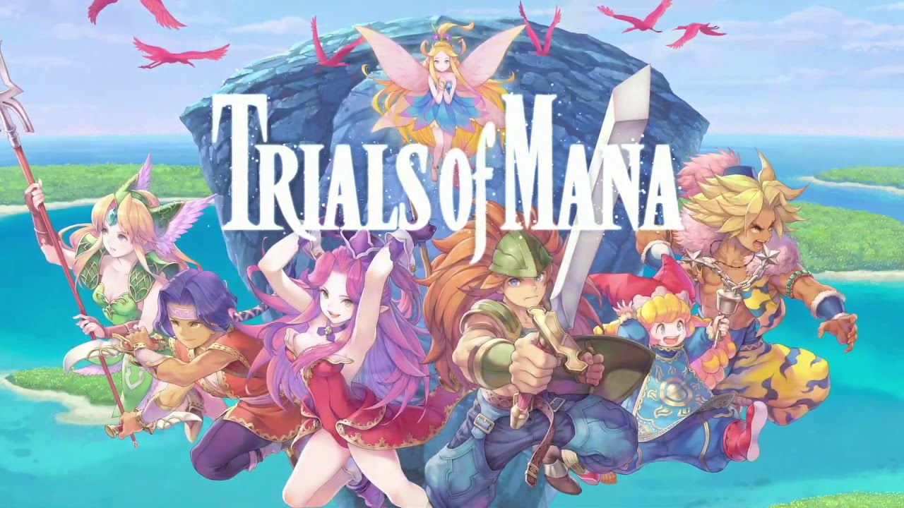Chi tiết characters, classes, prologues, map trong Trials of Mana