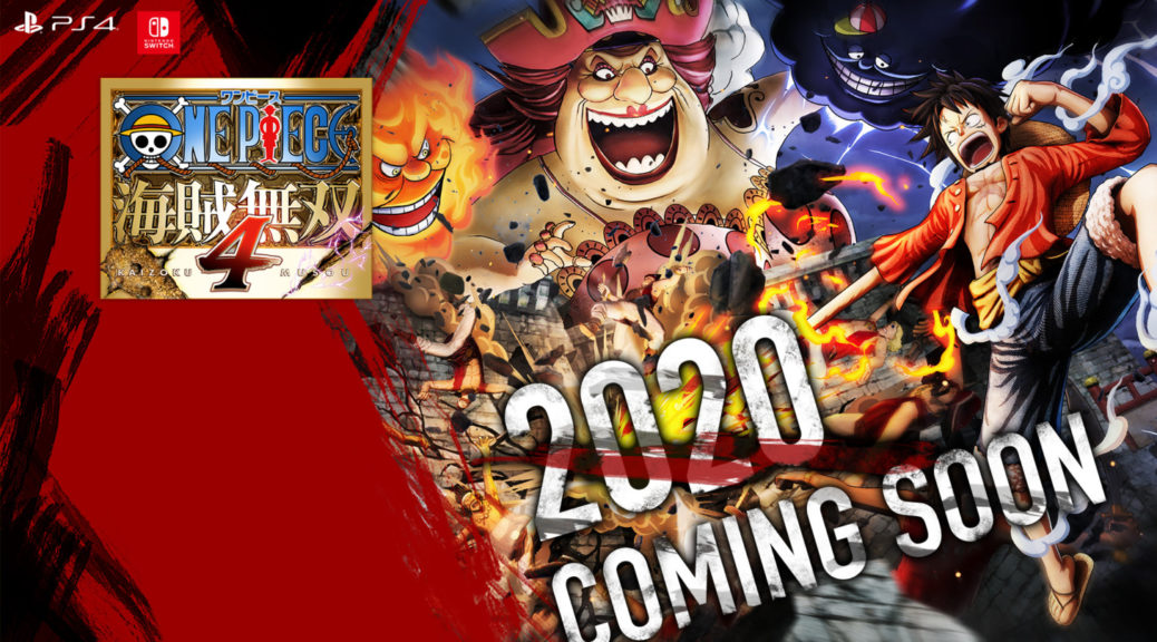 Pirate Games 2020.One Piece Pirate Warriors 4 Launched March 26 2020 In