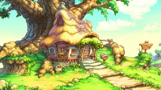 Game PlayStation Classics: Legend of Mana
