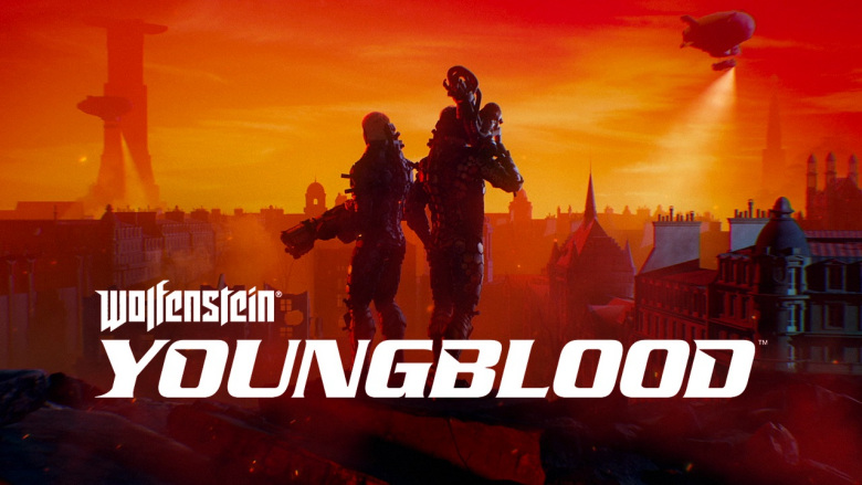 Nintendo Switch công bố trailer game Wolfenstein: Youngblood