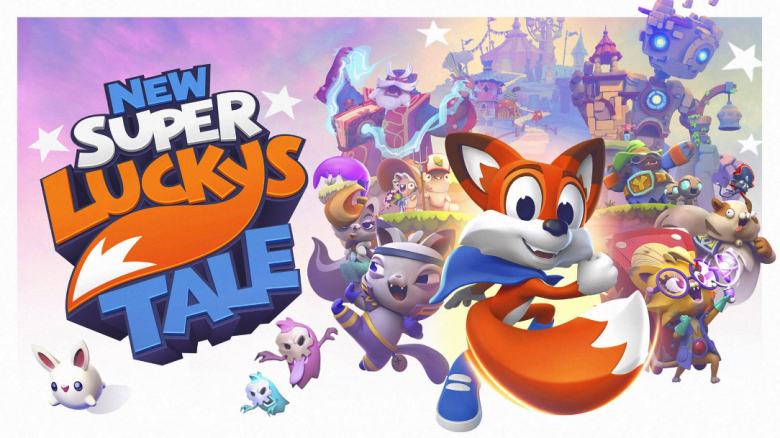 New Super Lucky's Tale will be released on Nintendo Switch on November 8