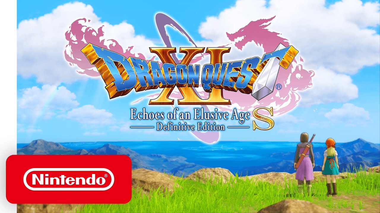 Dragon Quest XI S: Echoes of an Elusive Age – Definitive Edition công bố Trailer 'World of Erdrea'