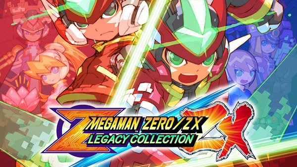 Mega Man Zero/ZX Legacy Collection sẽ xuất hiện trên PS4, Switch, Xbox One, PC