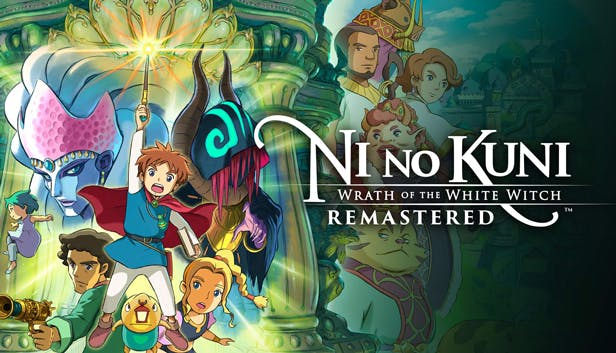 Trailer game Ni no Kuni: Wrath of the White Witch Remastered trên PS4, Switch, PC