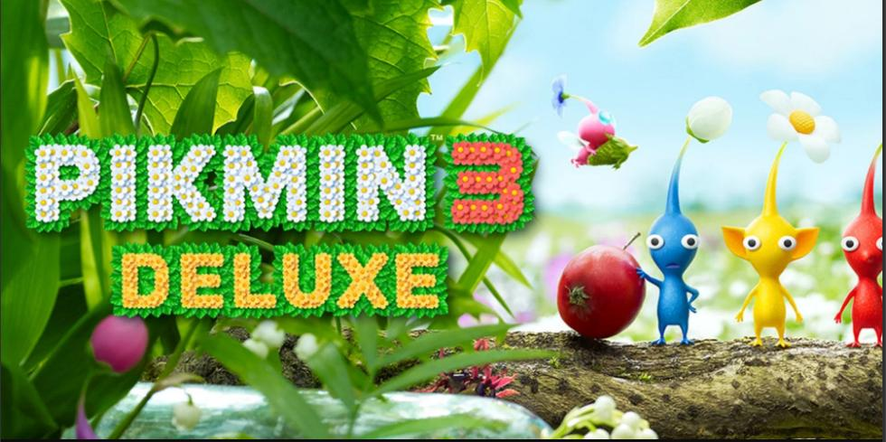 Pikmin 3 Deluxe 'Meet the Pikmin' phát hành trailer cho Switch