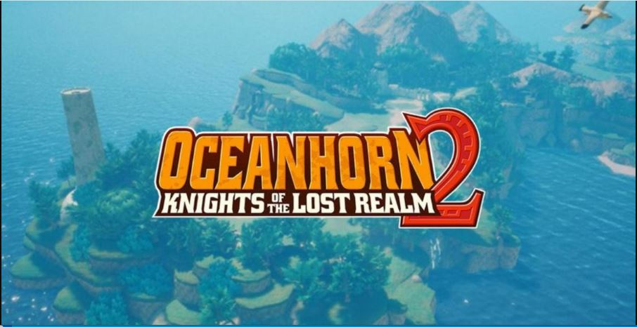 Oceanhorn 2: Knights of the Lost Realm released on October 28th on Nintendo Switch