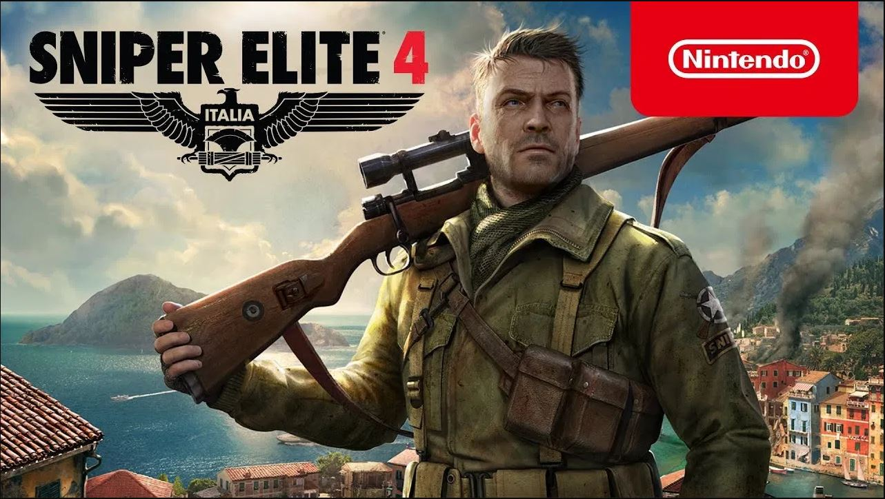 Sniper Elite 4 for Nintendo Switch released on November 17 2020