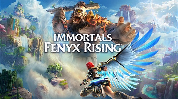 Action game RPG Immortals Fenyx Rising released gameplay trailer