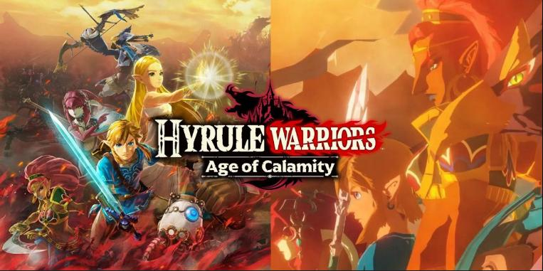 Trailer giới thiệu Hyrule Warriors: Age of Calamity cho Nintendo Switch