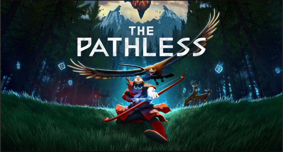 Action Game The Pathless Release Trailer