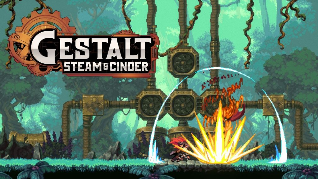 Action adventure game Gestalt: Steam & Cinder will be released on PS4, Xbox One, Switch, PC in 2020