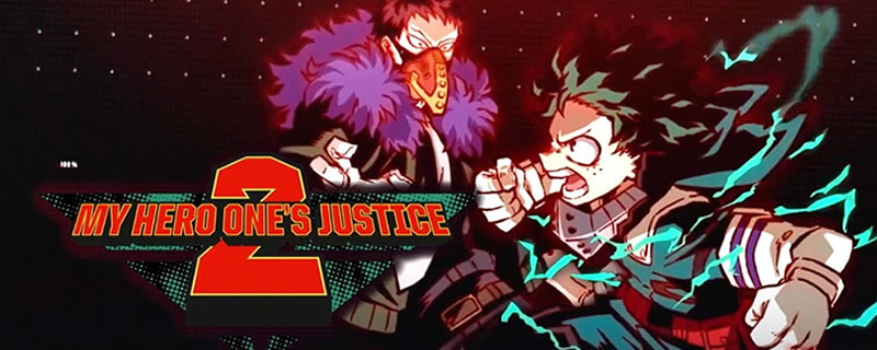 My Hero One's Justice 2 phát hành trailer cho Switch, PS4, PC, Xbox One