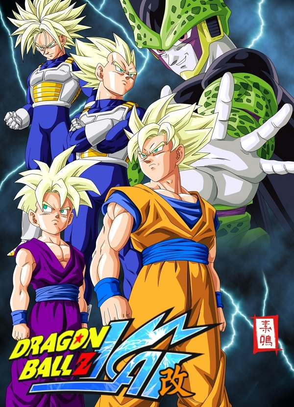 Dragon Ball Kai Phần 1 (Season 1)