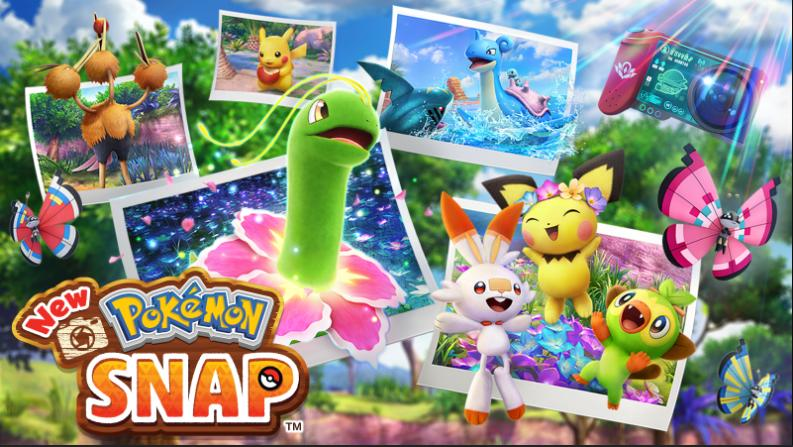 New Pokemon Snap released on Switch on April 30, 2021
