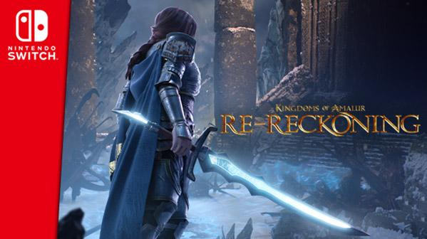 Kingdoms of Amalur: Re-Reckoning released on Switch on March 16, 2021