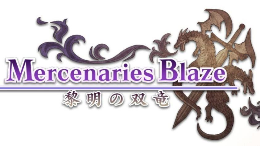 Mercenaries Blaze: Dawn of the Twin Dragons for PS4 has now been released in Japan