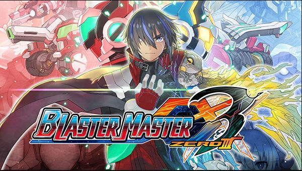 Blaster Master Zero III is published for PS4, Switch and PC