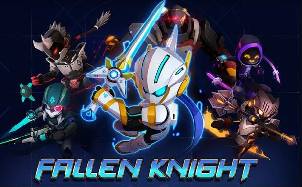 Fallen Knight released on June 23, 2021 for PS4, Xbox One, Switch and PC