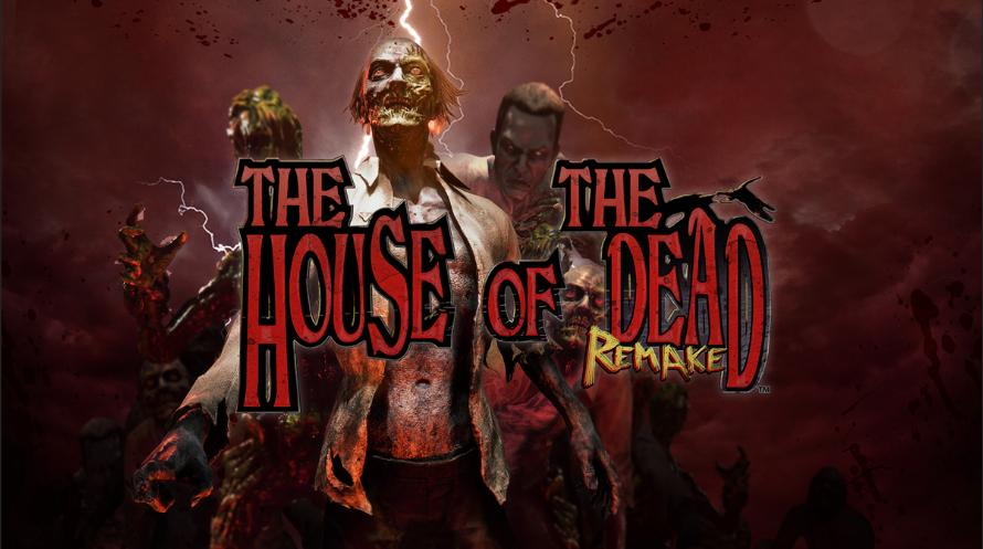 The House Of The Dead: Remake Confirmation Release for Switch