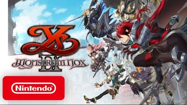 YS IX: Monstrum Nox for Switch and PC launched on July 6 in North America, July 9 in Europe in 2021