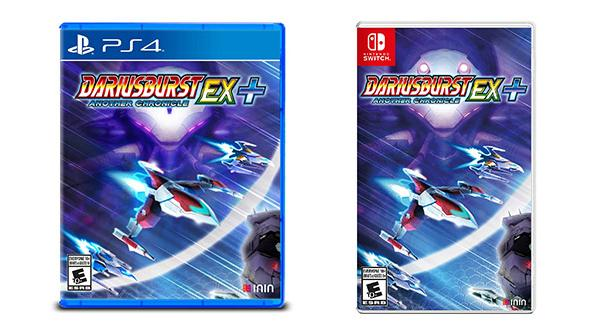 Dariusburst Another Chronicle Ex + International version for PS4, Switch debuted on June 11, 2021