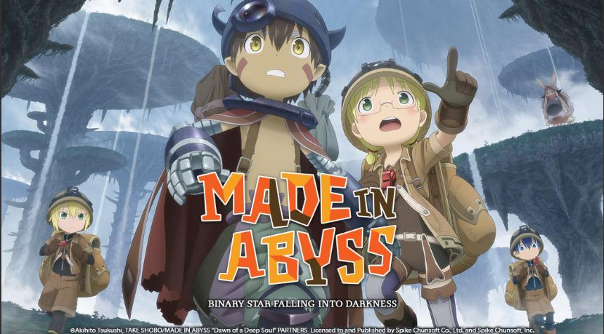 3D Made In Abyss: Binary Star Falling Into Darkness is published for PS4, Switches and PCs