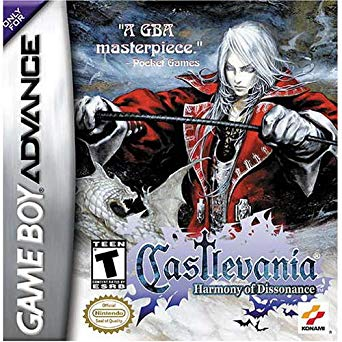Castlevania - Harmony of Dissonance (U)
