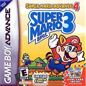 Super Mario Advance 4 - Super Mario Bros. 3 (U)
