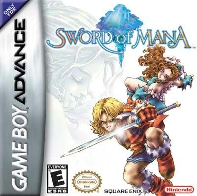 Sword of Mana (U)