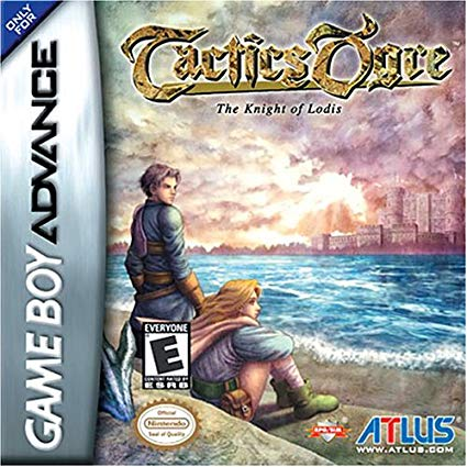 Tactics Ogre - the Knight of Lodis (U)