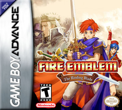 Fire Emblem - Sword Of Seal (U)