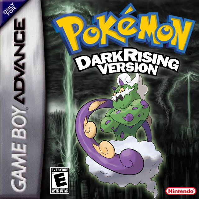 Pokemon Dark Rising 1